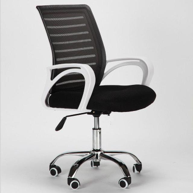 Maille respirante chaises confortables ergonomique réglable personnel chaise de bureau étudiant dortoir ordinateur chaise pivotante ascenseur chaise