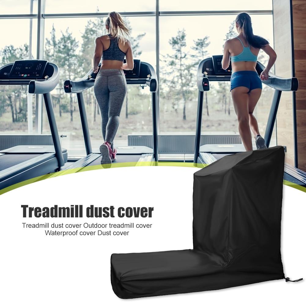 Running Machine Folding Waterproof Treadmill Cover Dustproof Furniture Cover HOT