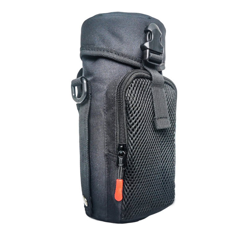 Outdoors Hiking Bags Molle Water Bottle Pouch Gear Kettle Waist Shoulder Bag for Climbing Bags