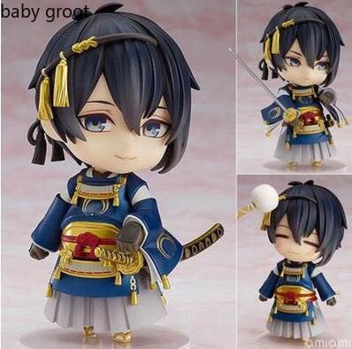 Touken Ranbu online Mikazuki munechika Figure Model Toys Anime Collection