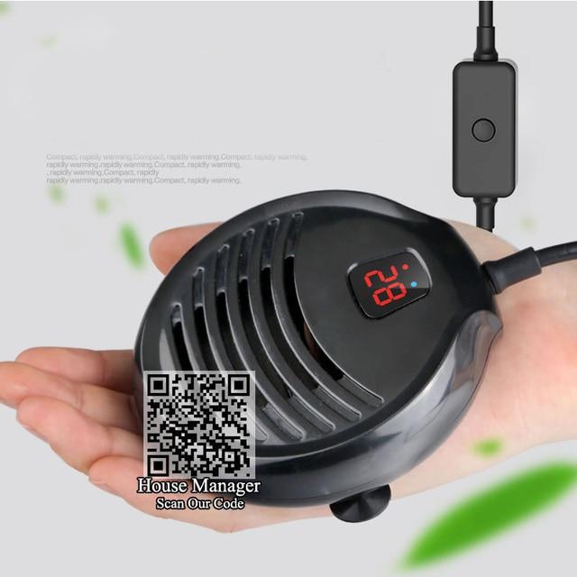 Digital Aquarium Temperature Controller 3