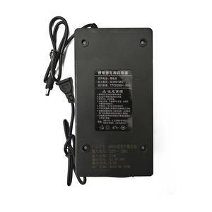 Image 5 - 18650 バッテリー充電器 3s/4s/6s/7s/13s/17s 12v 24v 36v 48v 62vリチウムリチウムイオンバッテリー壁の充電器