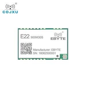 Image 2 - LORAWAN SX1262 LoRa TCXO 915MHz Wireless Module ebyte E22 900M30S Stamp Hole IPEX Antenna 850 930MHz rf Transmitter and Receiver