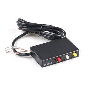 Image 2 - 電源ビルダータイプ B 改訂リミッターレース排気火炎放射器キット点火改訂リミッター起動制御火災コントローラなしロゴ