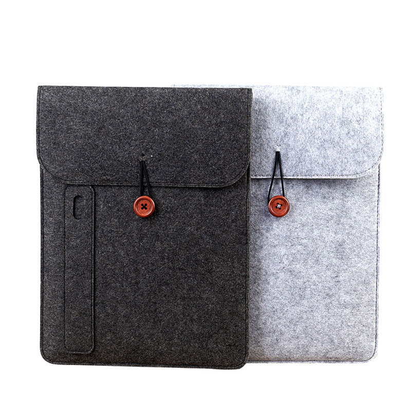 Fashion Tablet PC Bag EBook Sleeve Pad Case With Pen Slot For 8, 10.5 Inch Kindle For SAMSUNG HUAWEI XIAOMI HP DELL LENOVO