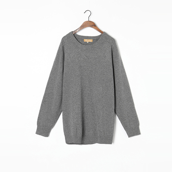 100%Cashmere Sweater Men Natural Fabric Extra Soft High Quality Winter Thick Warm Pullover Grey O-neck Pure Cashmere Sweaters afs jeep cashmere inner men s thick 100
