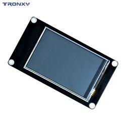 Tronxy 3.5 calowy ekran wyświetlacza części drukarki 3D kolorowy ekran dotykowy drukarka 3D kolorowy wyświetlacz odporność akcesoria dotykowe w Części i akcesoria do drukarek 3D od Komputer i biuro na