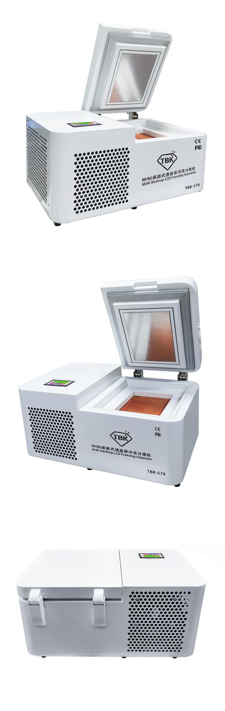TBK-578 Frozen Separating Machine For Smartphone LCD Repair 17