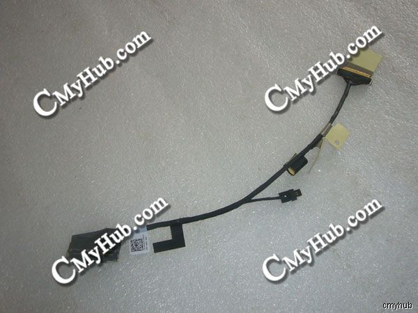 New for Dell XPS 13 9350 9360 series FHD LCD video screen cable LVDS DC02C00BV10