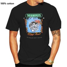 The Hundreds Speed Adam T-Shirt Black Mens Graphic Skate Tee Streetwear Tee Shirt