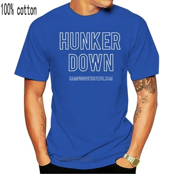 Men T Shirt Here you have it the Hunker Down gear! Women T-Shirt image