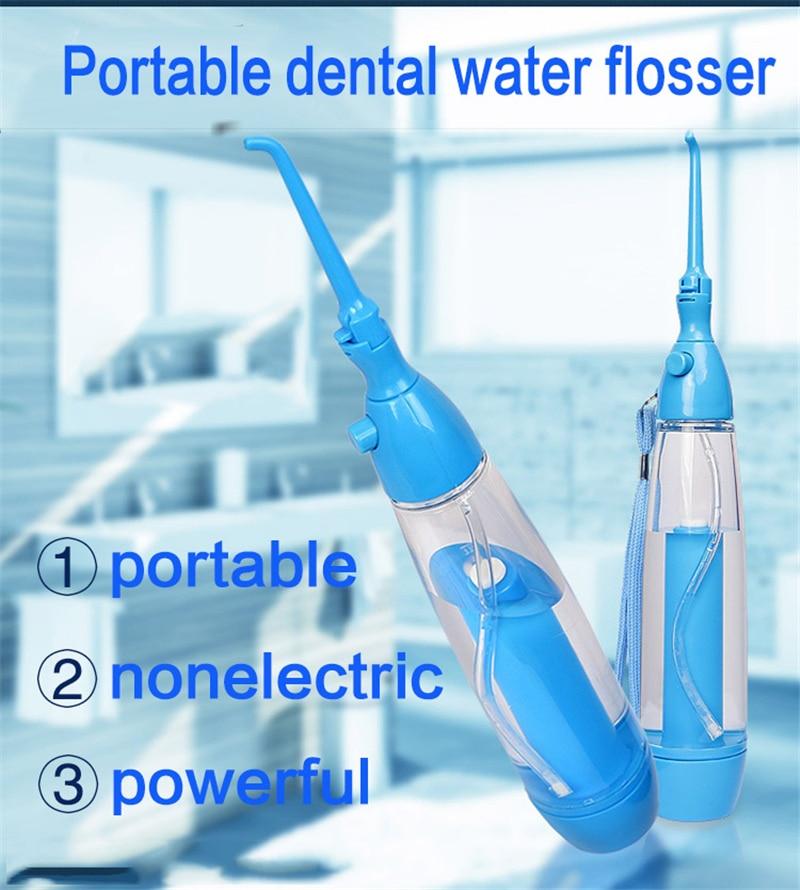 jato de água dente saudável não-elétrico do