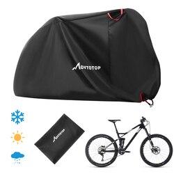 1 adet dayanıklı kullanışlı su geçirmez kar kapağı yağmur koruyucu UV koruma toz koruyucu kapalı bisiklet açık Scooter