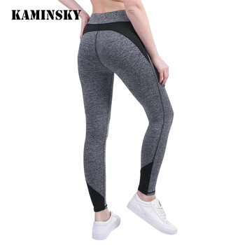Kaminsky 2020 Women Fashion Leggings Adventure Time Workout Female Casual Pants Spandex Workout Push Up Hip Fitness Leggings image