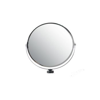 Odwracalne lustro do makijażu średnica 20cm lampa pierścieniowa Led lampa Yidoblo fotografia lampa pierścieniowa A B strona tanie i dobre opinie