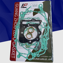 Motorcycle Crankcase Engine Cylinder Gasket Kits For Honda ATV TRX400 EX Sportrax 99 04 TRX400EX 1999 2004