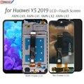 ЖК-дисплей для Huawei Y5 2019 ЖК-дисплей, сенсорный экран, запасные части для Huawei Y 5 2019 AMN-LX9,LX1,LX2,LX3 ЖК-экрана телефона тестирование