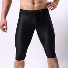 Mens Shorts Ice Silk Cool Comfort Breathable Underpants Mesh Boxer Men Underwear U Pouch Sexy Underpants Cuecas Nylon Pants