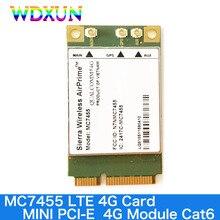 Sierra Wireless AirPrime MC7455 MINI PCIe FDD/TDD LTE 4G Modul CAT6 DC-HSPA + GNSS Wwan-karte USB 3.0 MBIM Interface
