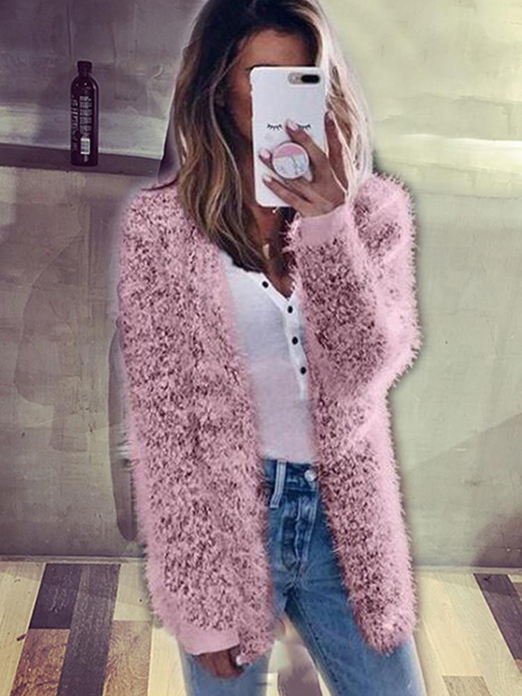 XXL Msrp $38.00 New Aruba Pink Total Girl Eyelash Cardigan Girls Size XL