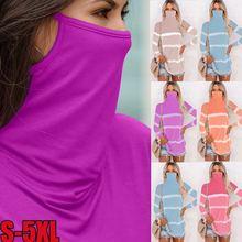 MOVOKAKA T-shirt Women Striped Long Sleeve Top Women's Shirt