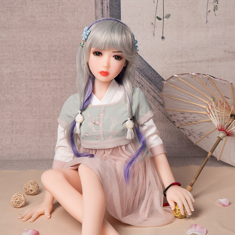 USA Hot Selling 100cm Japan 18 Age Girl Doll 100% Medical TPE A Cup Small Breasts Boobs Tits Mini Sex Doll