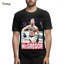 Fashion For Male Conor McGregor TShirt Fashionable 3D Print Casual T Shirt Popular Top Design Graphic For Man t shirt худи print bar king conor