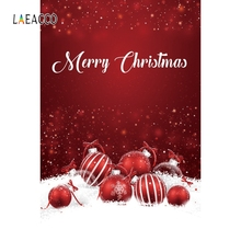 Laeacco Merry Christmas Photography Backgrounds Customized Party Portrait Photographic Backdrops For Camera Photograph Studio