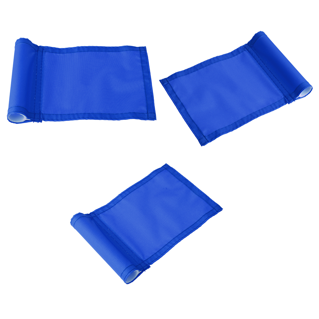 3 PuttingGreen Golf Solid Flag Golf Backyard Practicing Target Aids Putting Green Golf Target Flag Golf Flag Blue
