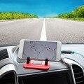 Автомобильный держатель для телефона  автомобильная приборная панель  держатель для мобильного телефона  двойная противоскользящая накла...