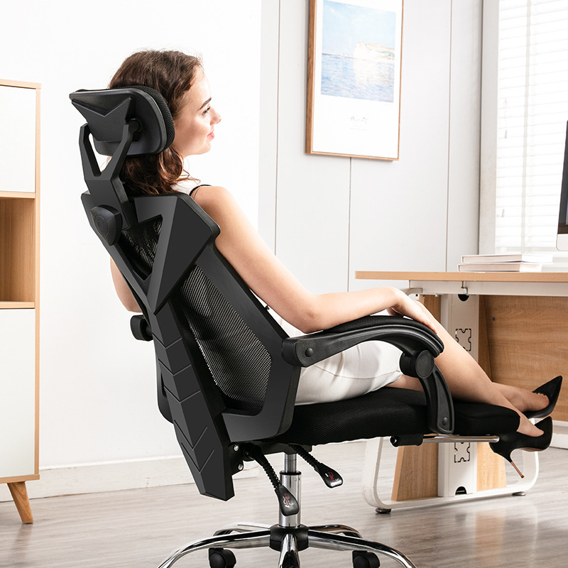 Computer Chair Household Electric Chair Game Chair Chair Dormitory Chair Backrest Comfortable Can Lie To Work In An Office Chair