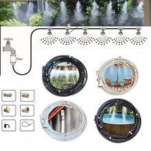 O envio gratuito de sistema de névoa china fornecedor condicionador de ar pressão de trabalho 2-30 barra sistema de resfriamento de pulverizador de água