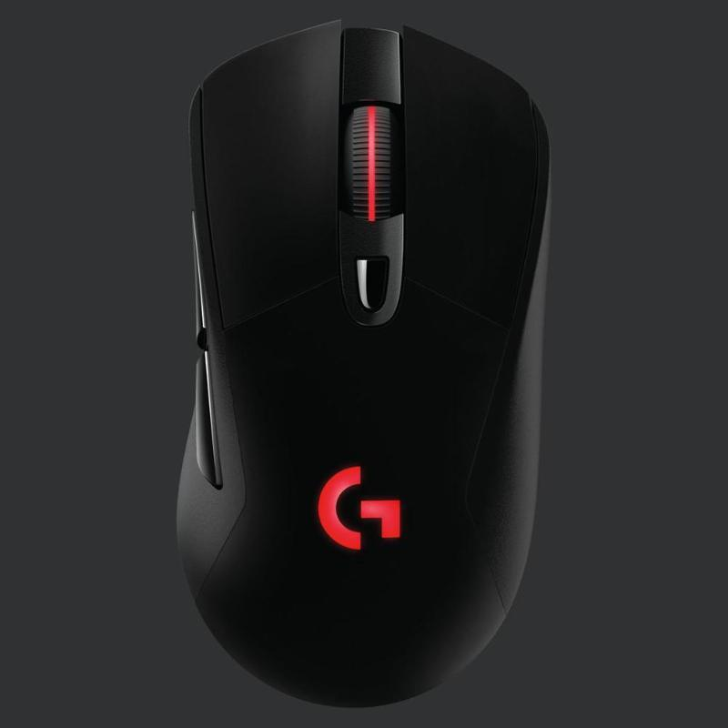 Logitech G703 LIGHTSPEED Mouse Senza Fili Del Mouse 16000DPI LED RGB Optical Gaming Mouse Gamer Professionale Mouse con hero Sensore per Gamer - 5