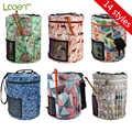 Bolso organizador de hilo de bolsa de tejer de 14 estilos para ganchos de ganchillo de lana agujas de tejer juego de costura DIY bolas de hilo bolsa de almacenamiento