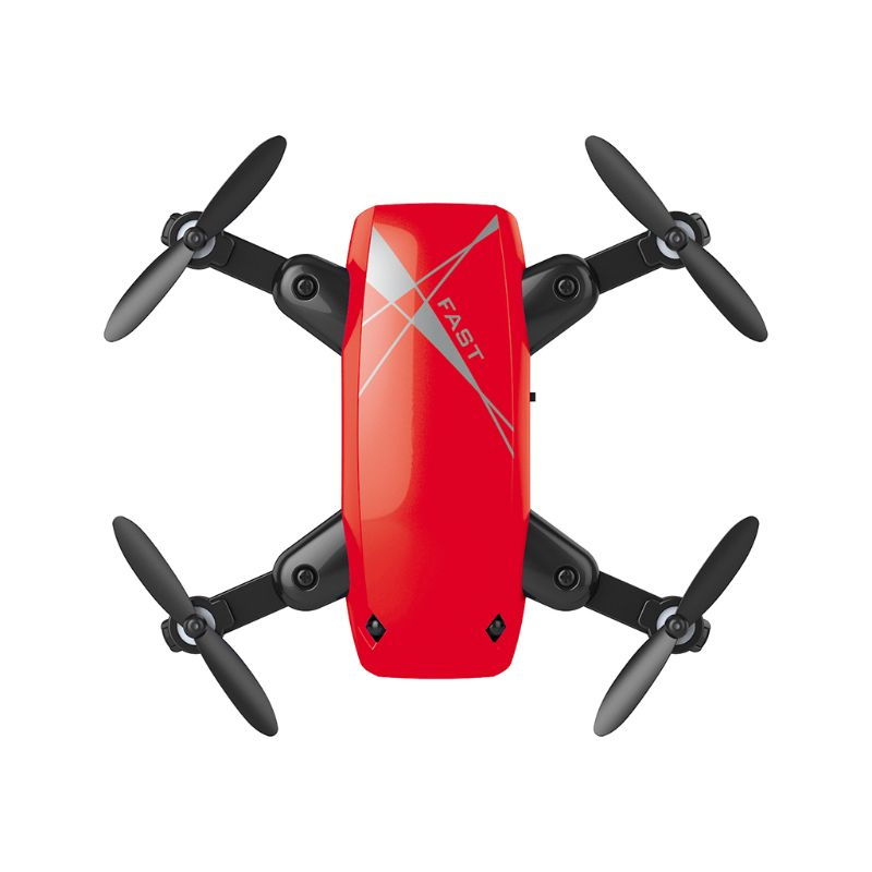 Wifi Drone With Camera S9 Camera RC Helicopter Foldable Drones Altitude Hold RC