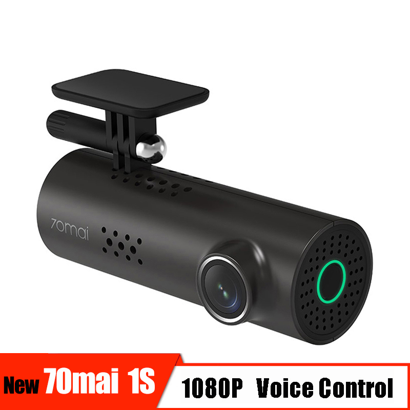 70mai DVR Camera Video-Recorder Voice-Control Dash-Cam G-Sensor Wifi Smart-Car Night-Vision