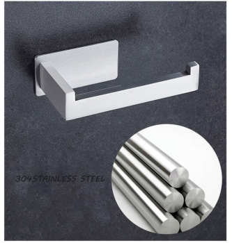 Support Papier Toilette sans Percer