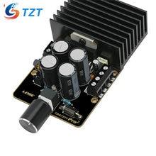 TZT TDA7377 DC12V класс AB Amp плата автомобильный усилитель плата 35 Вт + 35 Вт двухканальный DIY аудио усилитель комплект