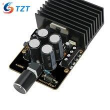 TZT TDA7377 DC12V klasa AB tablica wzmacniacza wzmacniacz samochodowy pokładzie 35W + 35W podwójny kanał DIY zestaw Audio Amp
