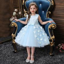 Baby toddler summer dress dress lace embroidery 9M-5 years old girl baptism dress birthday party patry wedding baby clothing