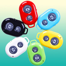 лучшая цена Mini Camera Bluetooth Remote Control Wireless Photo Shutter Release For iPhone 6 6s 7 Samsung S8 Huawei Android LHB99