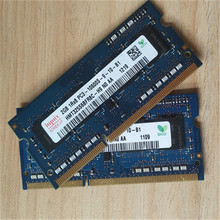 Laptop Memory Ddr3 2gb 1333mhz Hynix Notebook PC3-10600S-9-10-B1/B2 1RX8 for