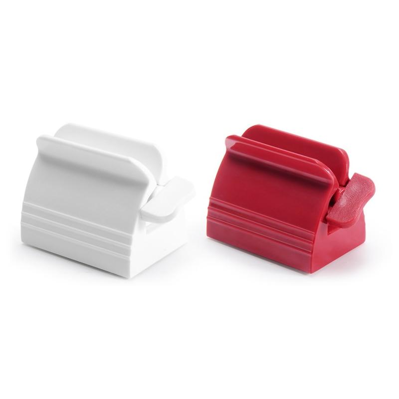 Presse de presse-fruits de nettoyage Facial en plastique multifonctionnel de Gadgets de distributeur de presse-dentifrice de roulement pour des accessoires de salle de bains