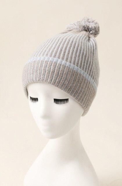 Купить новейший новый дизайн вязаная шапка из кашемира и перчатки две картинки цена
