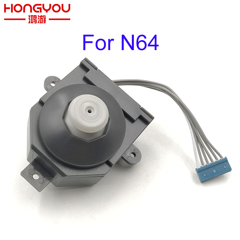 Joystick For N64 Replacement For Nintendo GameCube Style Analog Stick Button Thumb Cap