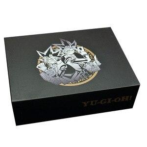 Image 5 - Yu Gi Oh! Millennium tesouros colar pingente coleção conjunto muto yugi dourado cosplay itens chave do imperador yu gi oh! Armas