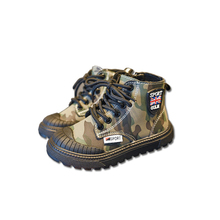 2019 new  casual camouflage Martin boot stylish ankle