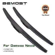Щетки стеклоочистителя bemost натуральный каучук для daewoo