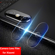 Camera Lens Tempered Glass Anti-scratch Back Screen Protector for Xiaomi Pocophone F1 Mi 8 SE A1 A2 Lite Camera Lens Film truck lite 99200r lens