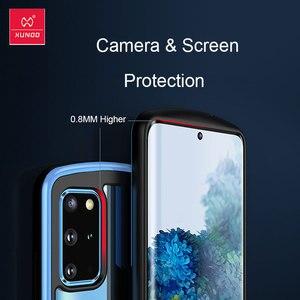 Image 4 - Per Samsung Note 20 custodia protettiva antiurto Ultra XUNDD custodia protettiva paraurti Airbag custodia trasparente per Samsung Note 20